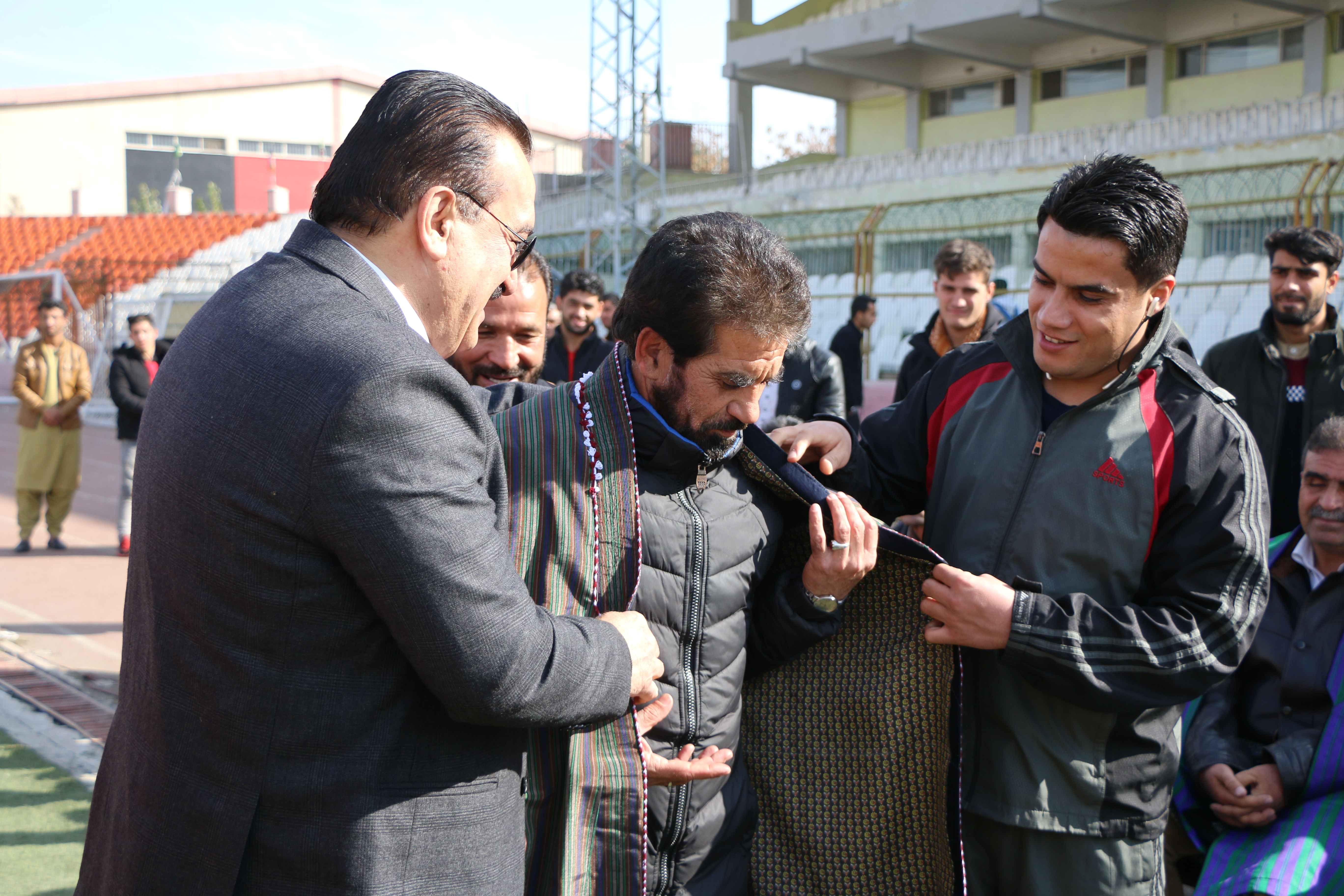 تیم مشعل قهرمان لیگ قهرمانان کابل شد