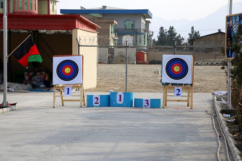 دومین دور سمینار آموزشی آرچری و تیر کمان در کابل برگزار گردید .