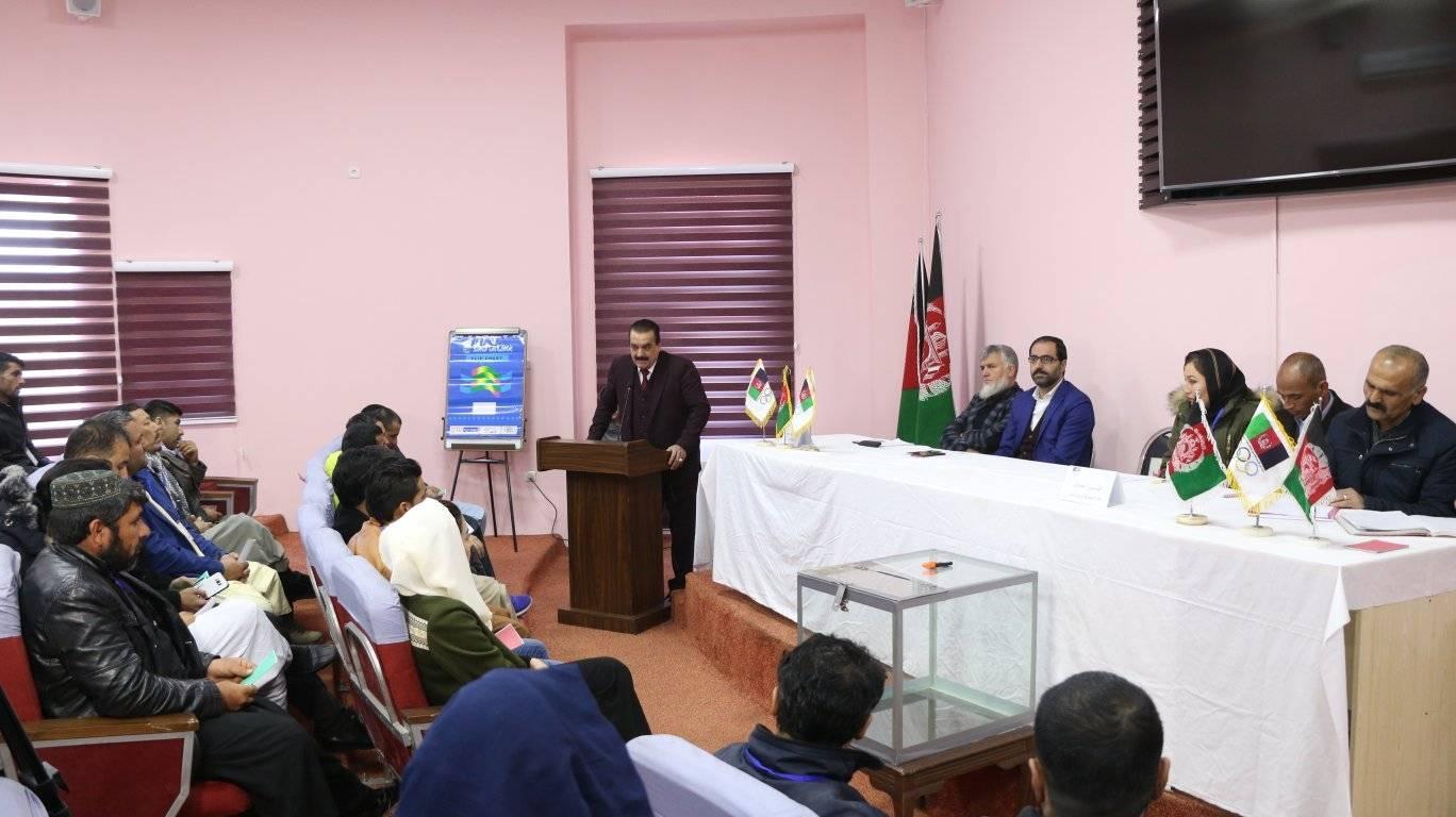 روبینا جلالی با اکثریت مطلق آرا به عنوان رییس فدراسیون ملی اتلتیک کشور انتخاب شد.