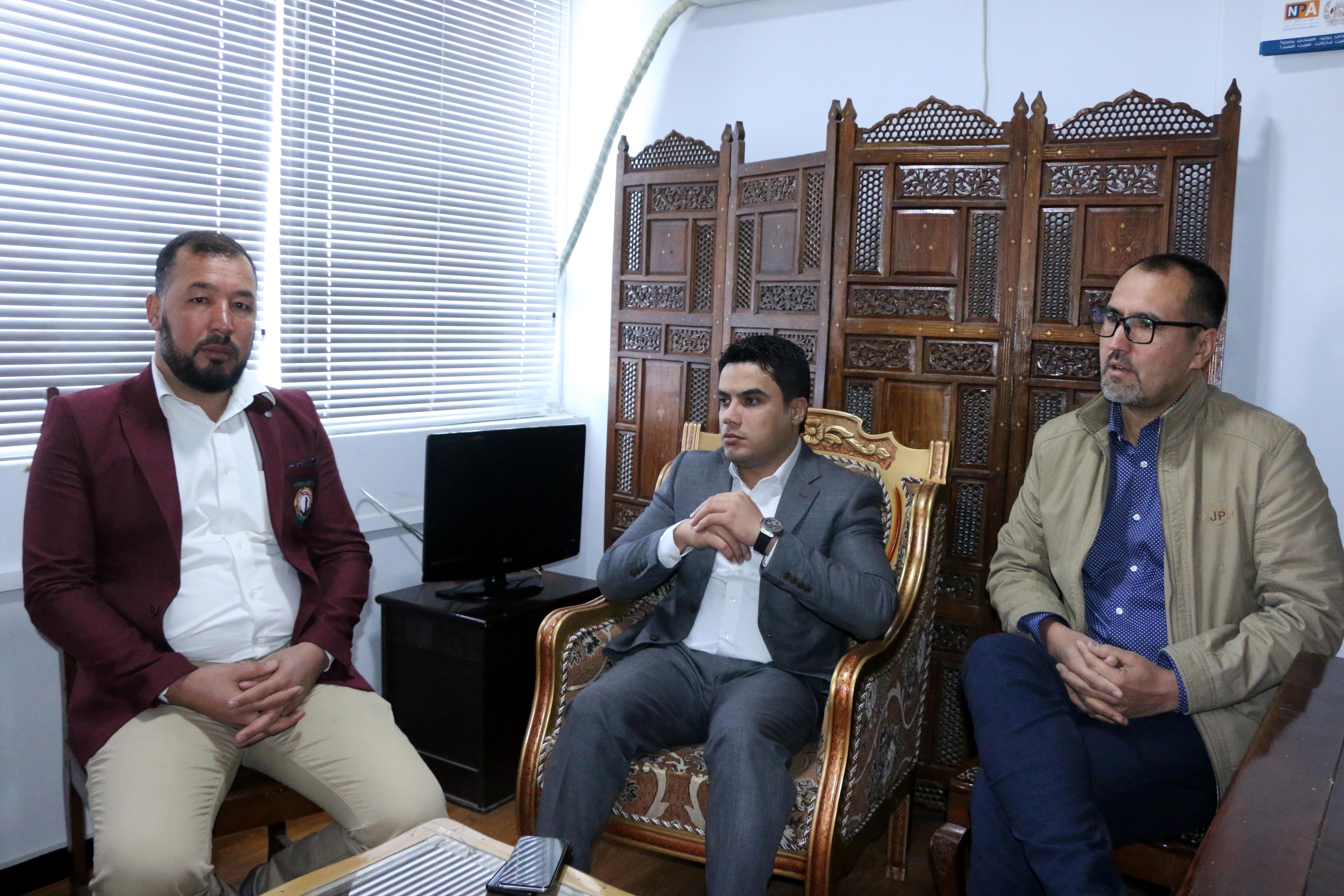 سفر تیم ملی گلف افغانستان به کشور پاکستان.