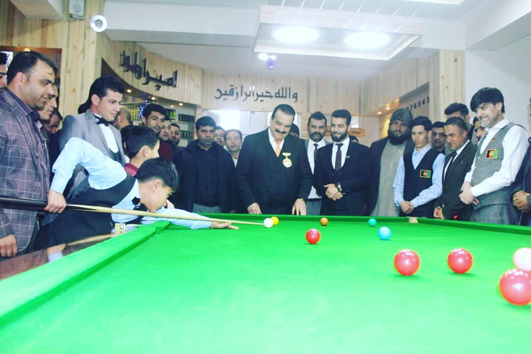 فدراسیون سنوکر رقابتهای نوجوانان و ماستران سنوکر افغانستان را در کابل برگزار کرد.فدراسیون سنوکر رقابتهای نوجوانان و ماستران سنوکر افغانستان را در کابل برگزار کرد.