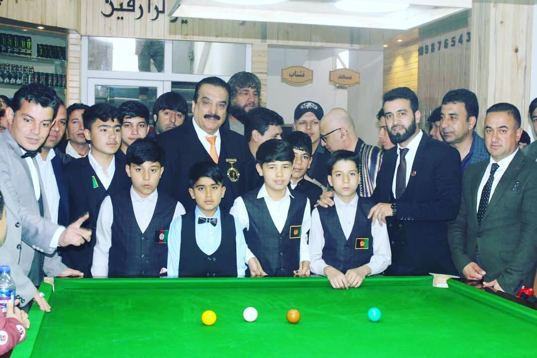 فدراسیون سنوکر رقابتهای نوجوانان و ماستران سنوکر افغانستان را در کابل برگزار کرد.