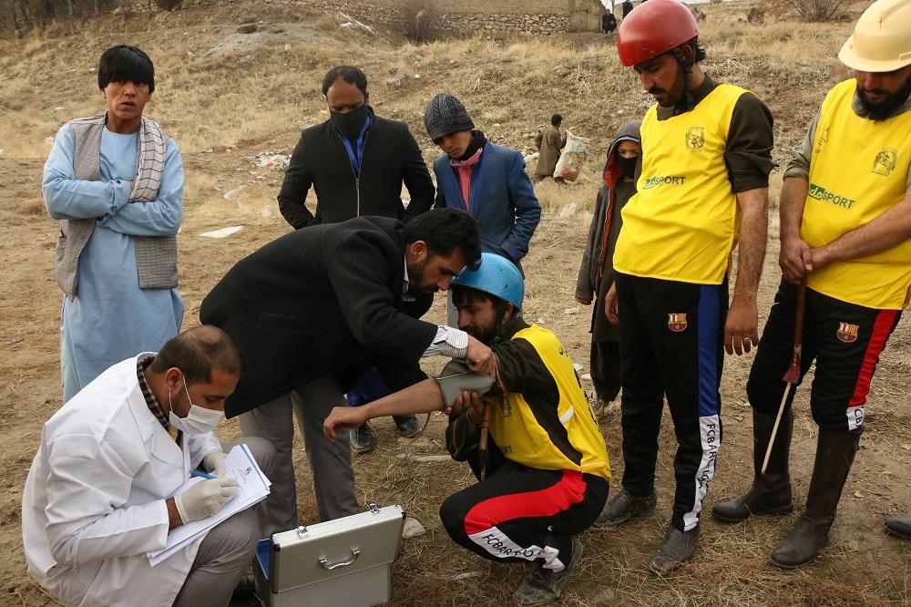 رقابتهای انتخابی تیم ملی اسب سواری در بخش استقامت به میزبانی پایتخت امروز برگزار شد.