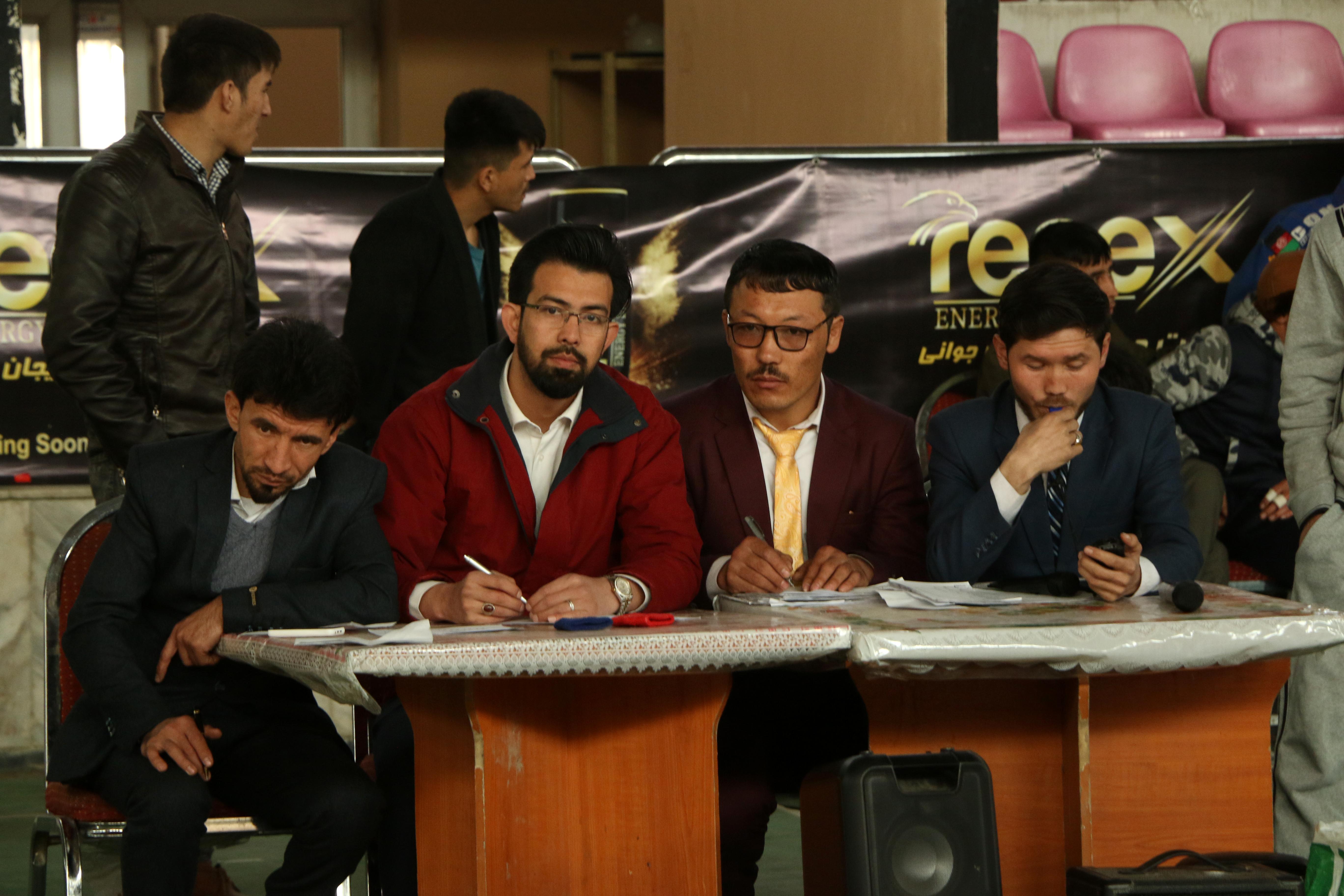 برگزاری ششمین دور رقابت های جوجیتسو در کابل