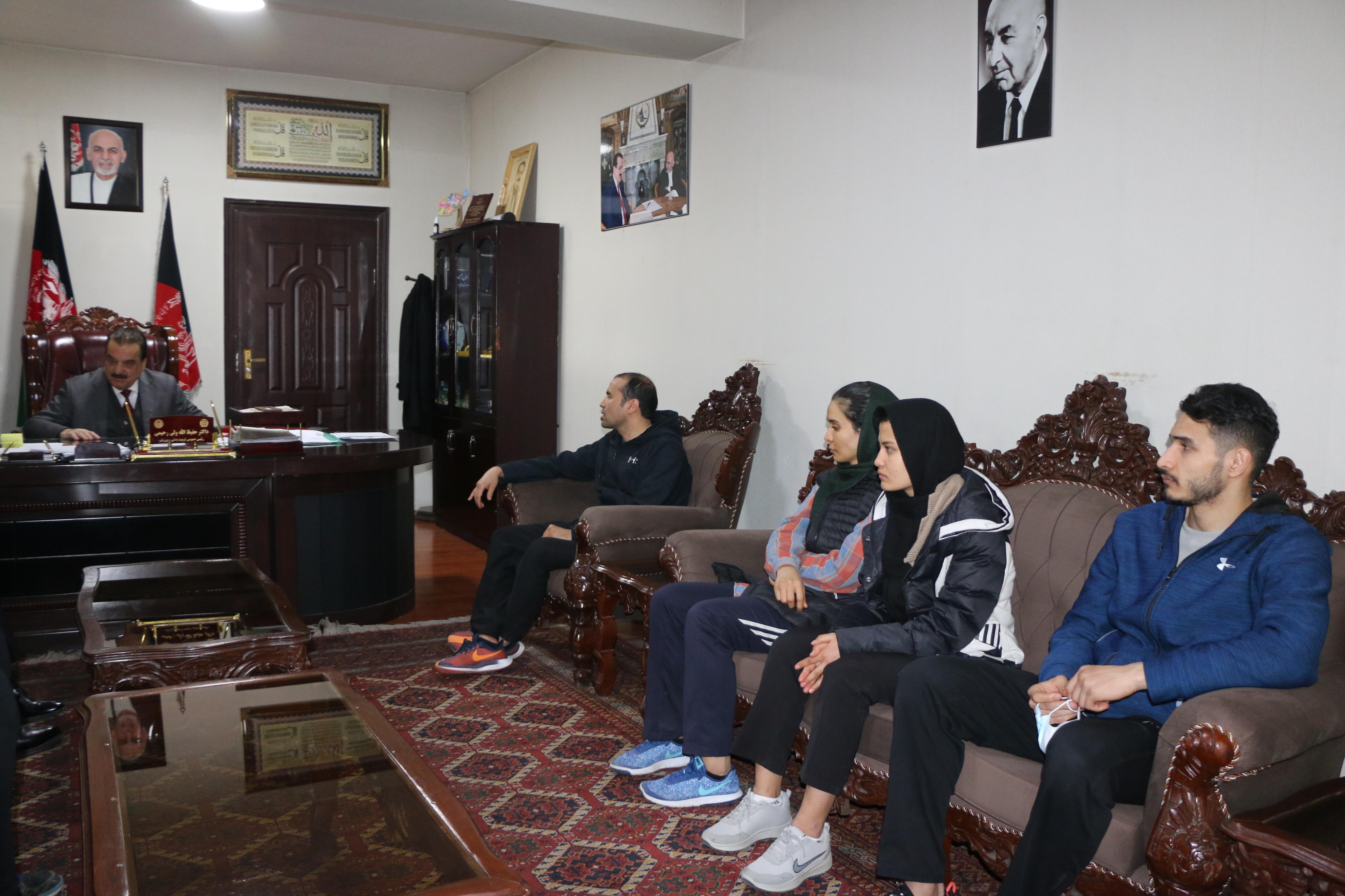 سفر تیم ملی تکواندو به ازبکستان