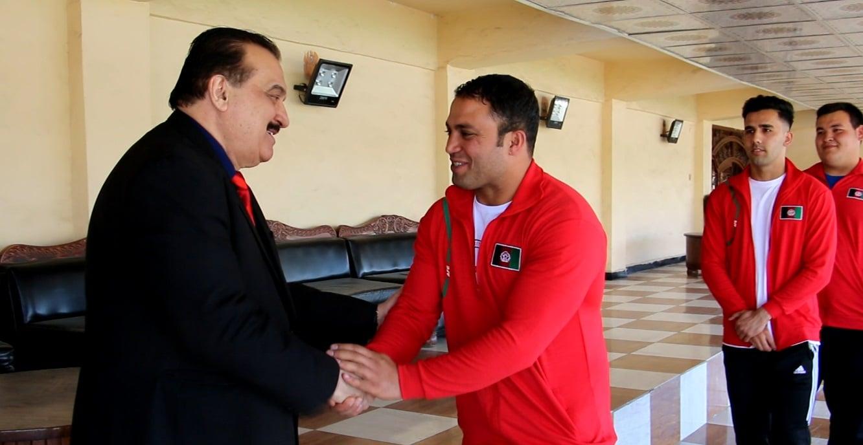 سفر تیم وزن برداری به ازبکستان